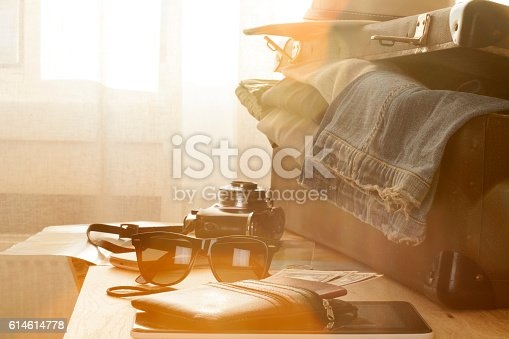 istock travel luggage 614614778