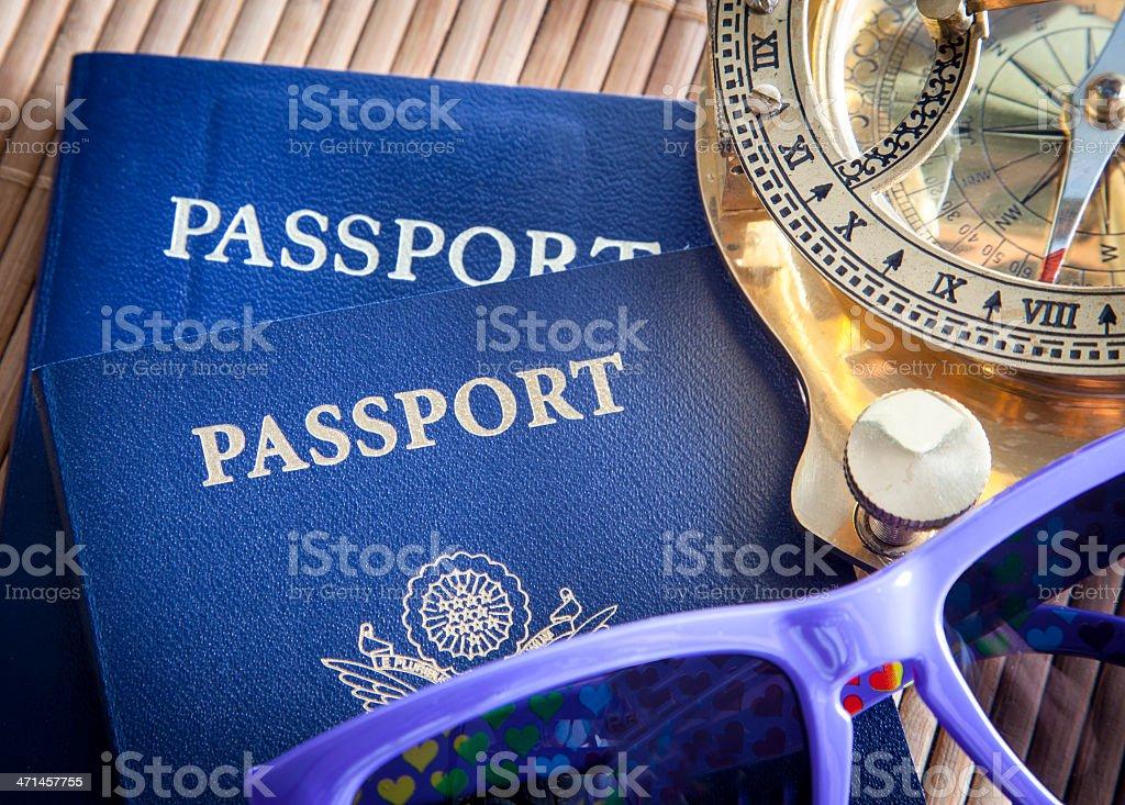 Travel royalty-free stock photo