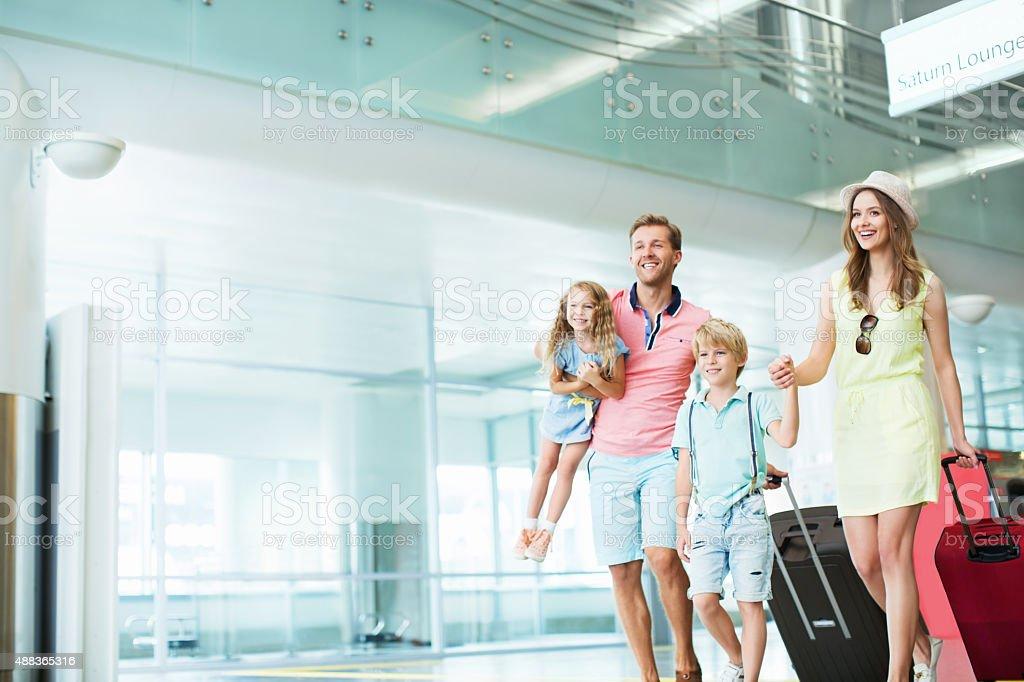 De viaje  - foto de stock