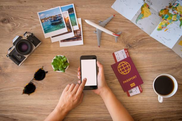 Reiseplanung – Foto