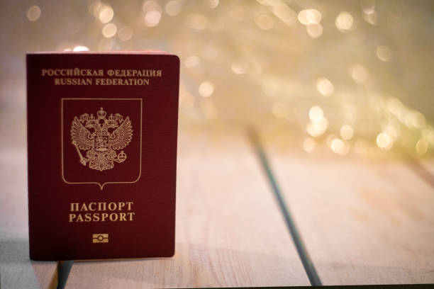 travel policy international passport tourism documents stock photo