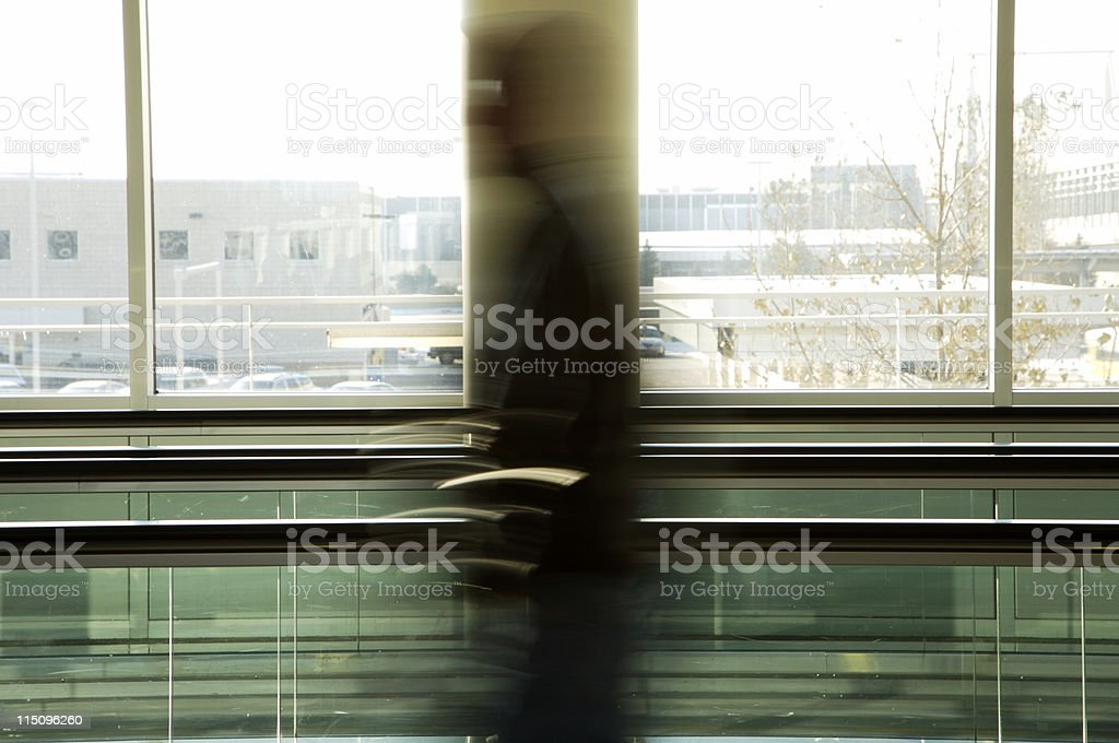 travel series - people mover royalty-free stock photo