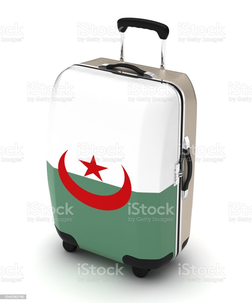 Viajar a Argelia - foto de stock