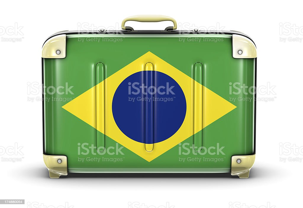 Travel to Brazil! stock photo