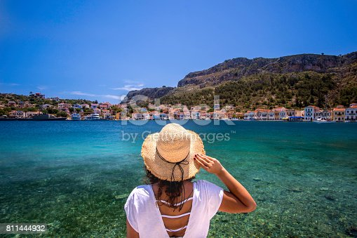 istock Travel to Greek Island 811444932