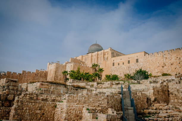 Travel to Israel and discover the beauty Traveling around Middle East and discovering beauties of Israel. Israel is mix of east and west, modern and traditional, cheap and expensive. jerusalem old city stock pictures, royalty-free photos & images