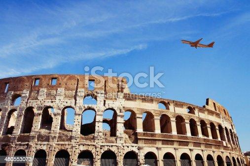 istock travel to Italy 480553073