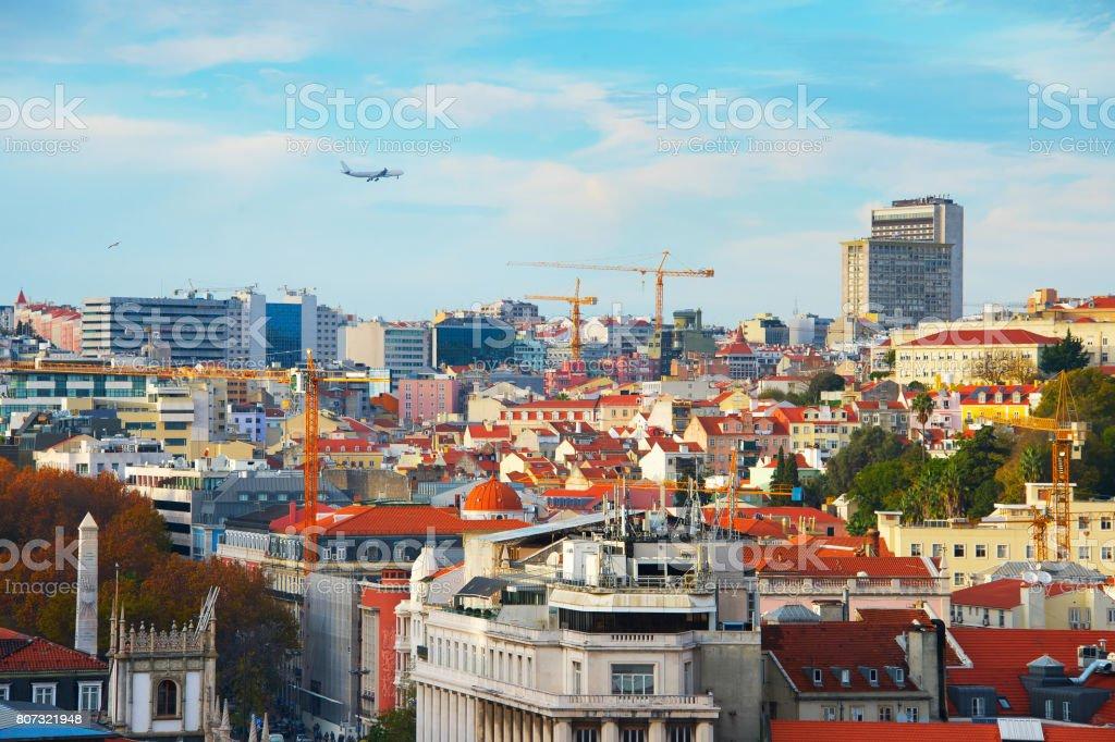 Viajar para Lisboa, Portugal - foto de acervo