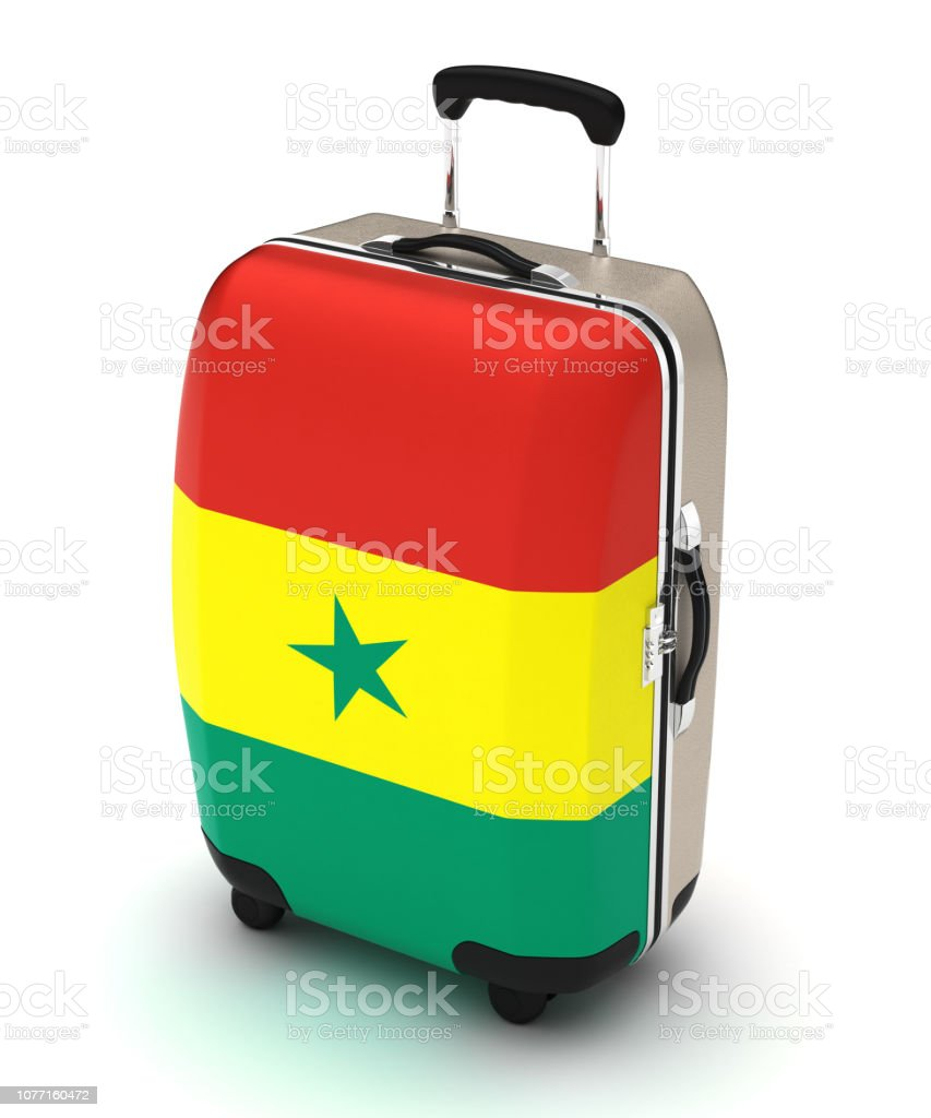 Viagem ao Senegal - foto de acervo