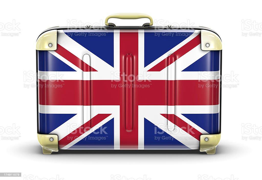 Travel to the United Kingdom! royalty-free stock photo