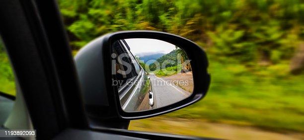 Espelho de Carro Viagem Travelling Vacations