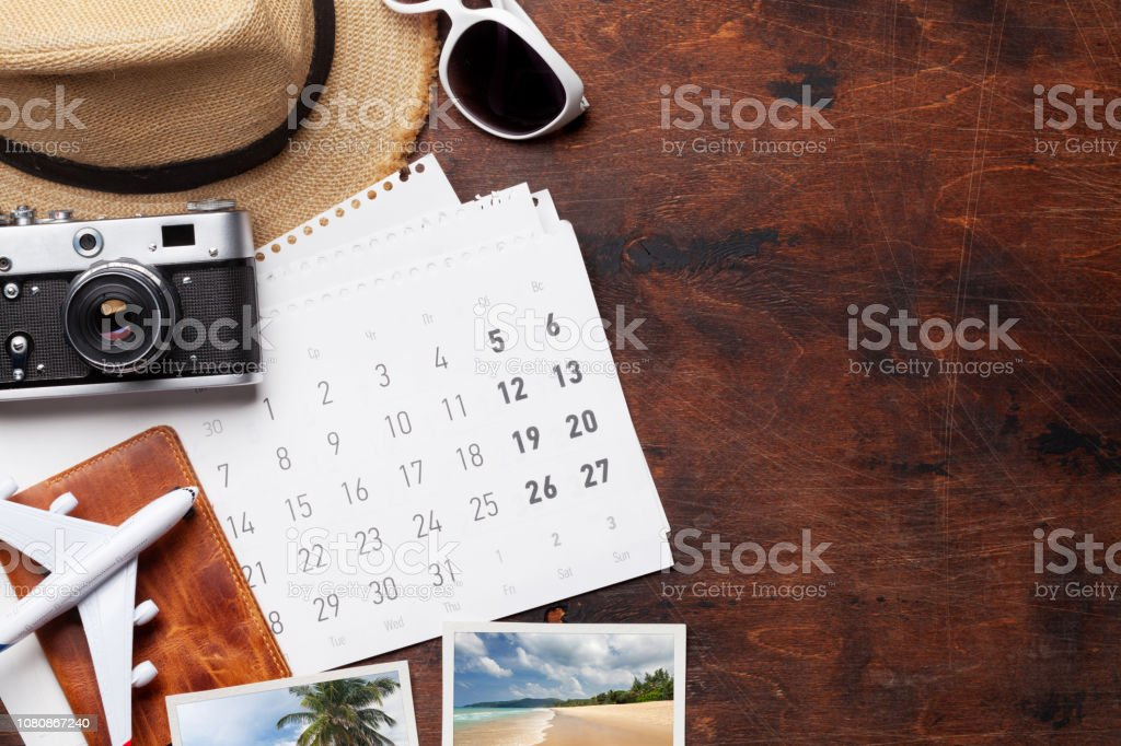 Travel vacation concept royalty-free stock photo