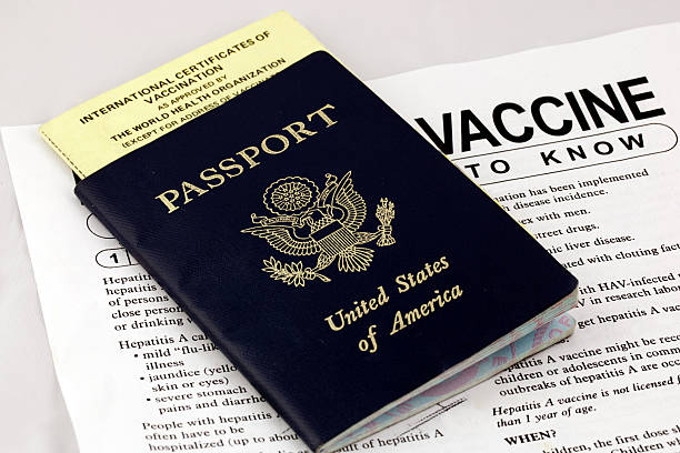 travel vaccines - jodijacobson stock pictures, royalty-free photos & images