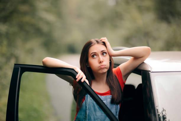 Reiseleiterin verliert sich auf der Straße – Foto