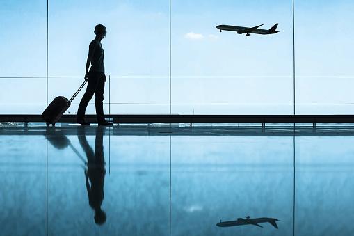 istock traveler in airport 495963242