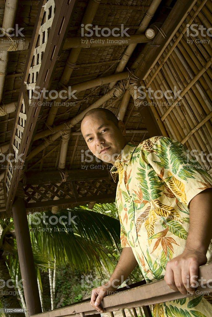 Traveler royalty-free stock photo