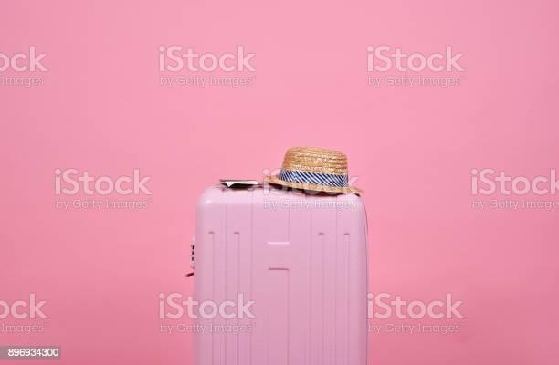 Traveler pink suitcase and passport document over pink background picture id896934300?b=1&k=6&m=896934300&s=612x612&h=k cyujc3kxi7qwkniyudyo7rgsdez0am6fhphjmt2xu=