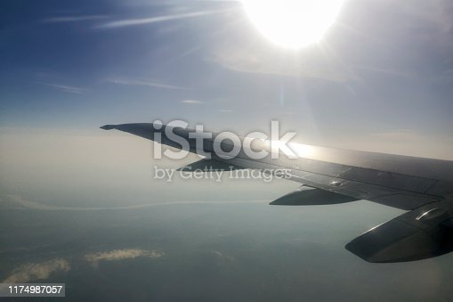 497491241 istock photo Traveling and Flying,Sky Above the Clouds 1174987057
