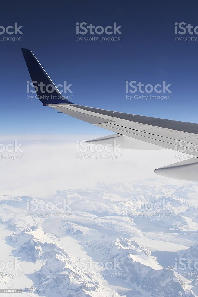 traveling high royalty-free stock photo