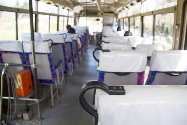 バス、povの旅 - バス ストックフォトと画像
