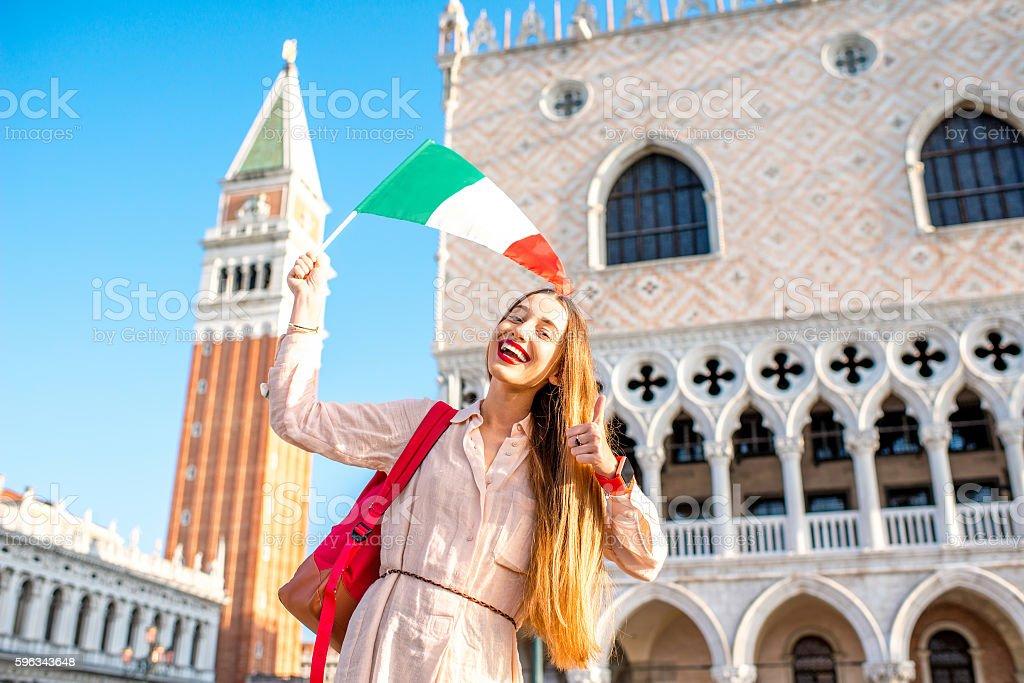 Reisen in Venedig Lizenzfreies stock-foto