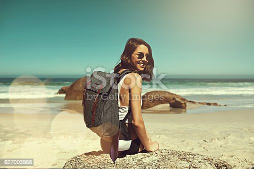 istock Traveling is more than the seeing of sights 627003968
