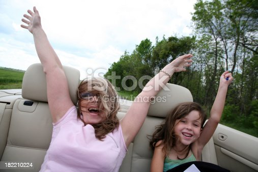 istock Traveling on the Convertible 182210224