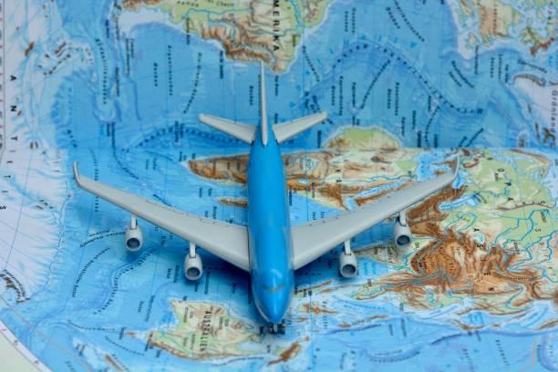 Traveling the World stock photo