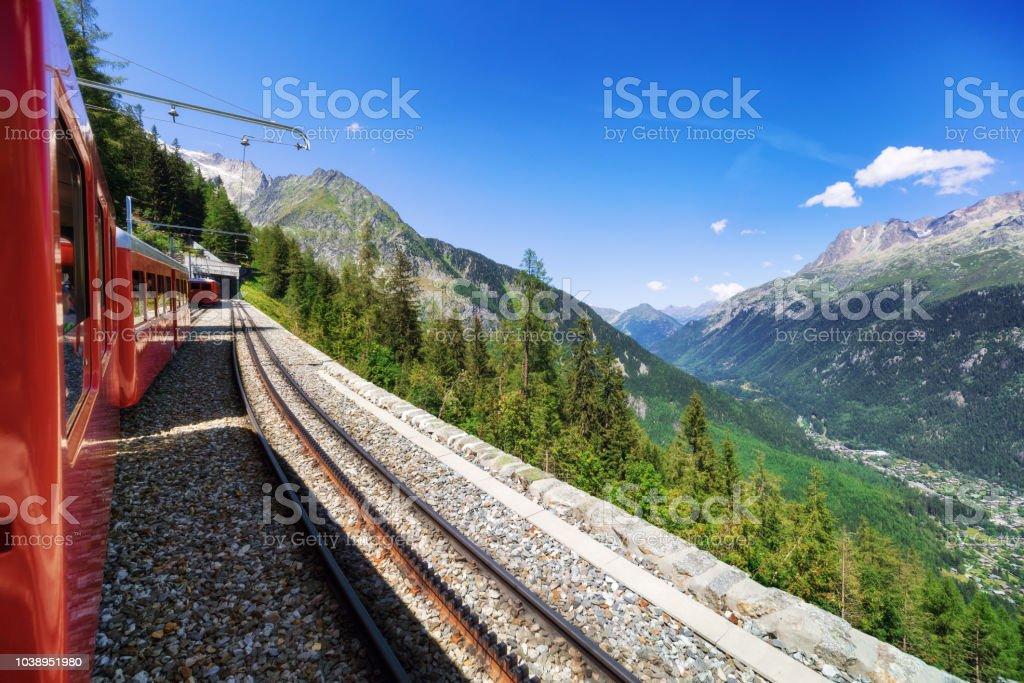 Reisen nach französische Alpen im Sommer – Foto