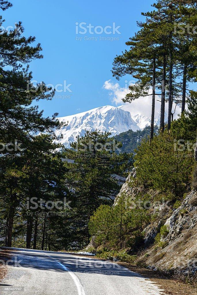 Reisen zum Mount Olympus – Foto