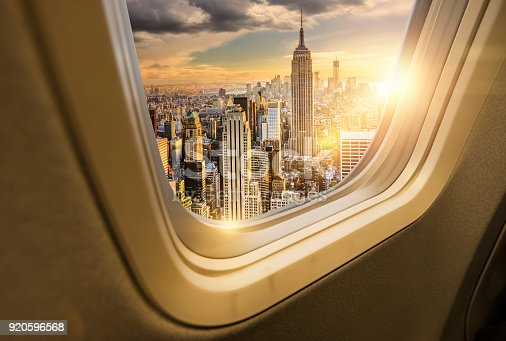 istock Traveling to New York 920596568
