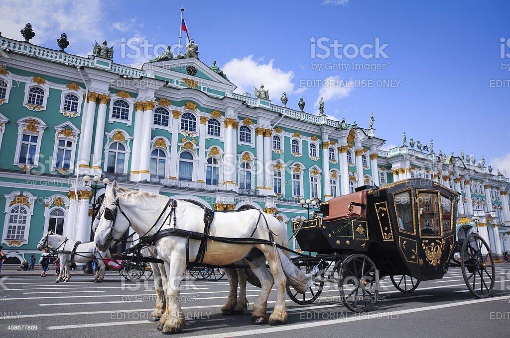 ロシアへのご旅行 - ウマのロイヤリティフリーストックフォト
