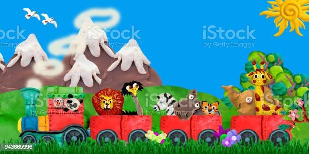 Traveling zoo animals 3d rendering children banner illustration picture id943665996?b=1&k=6&m=943665996&s=612x612&h= sxngyfpx jrozkdg1hxw94lfc6mklznja7jy5 ikvc=