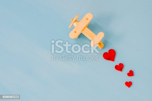istock Travelling as Newlyweds 638580222