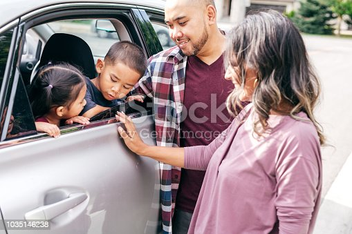 528474010istockphoto Travelling buy car with kids 1035146238