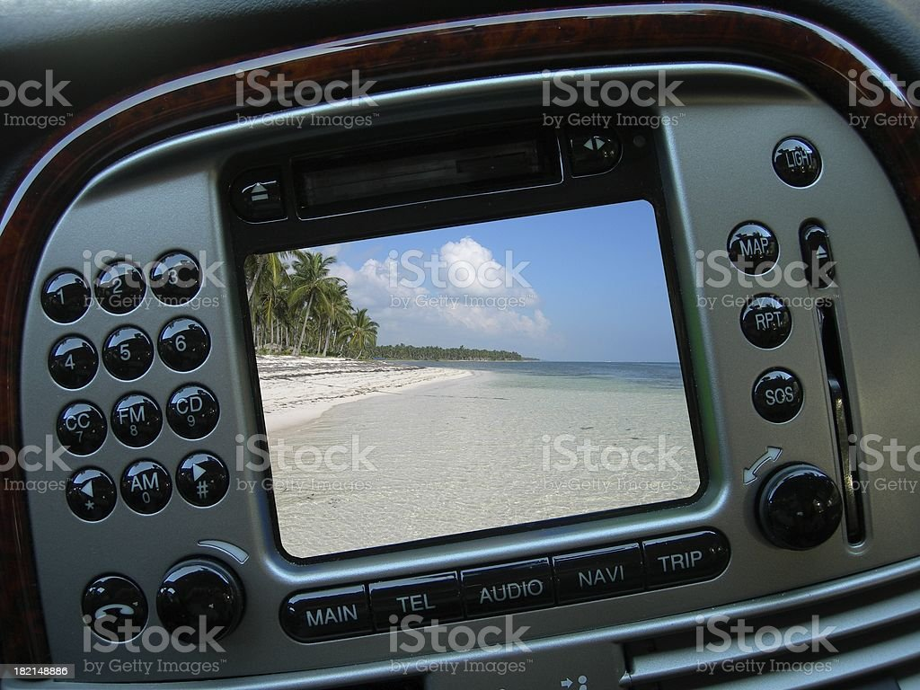 Travelling Everywhere royalty-free stock photo