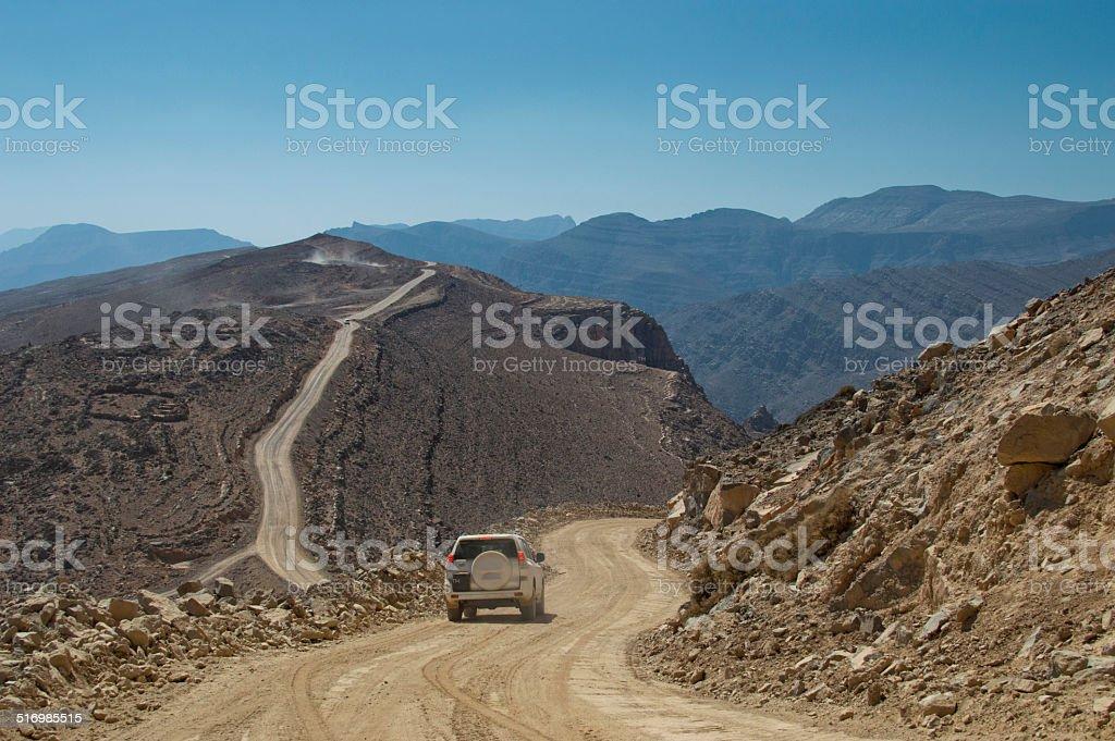 Voyage dans le désert de Musandam - Photo