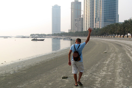 Travelling to the United Arab Emirates