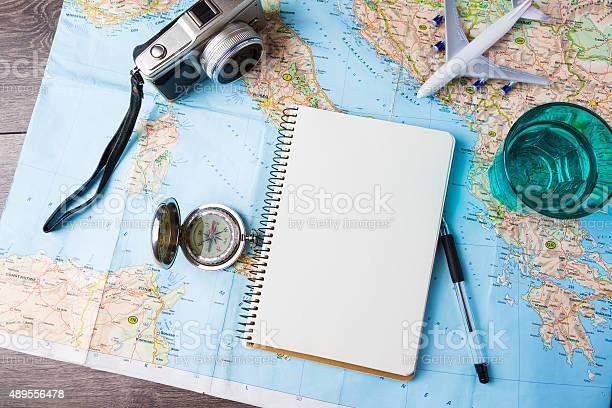 Reisetools Stockfoto und mehr Bilder von Reise