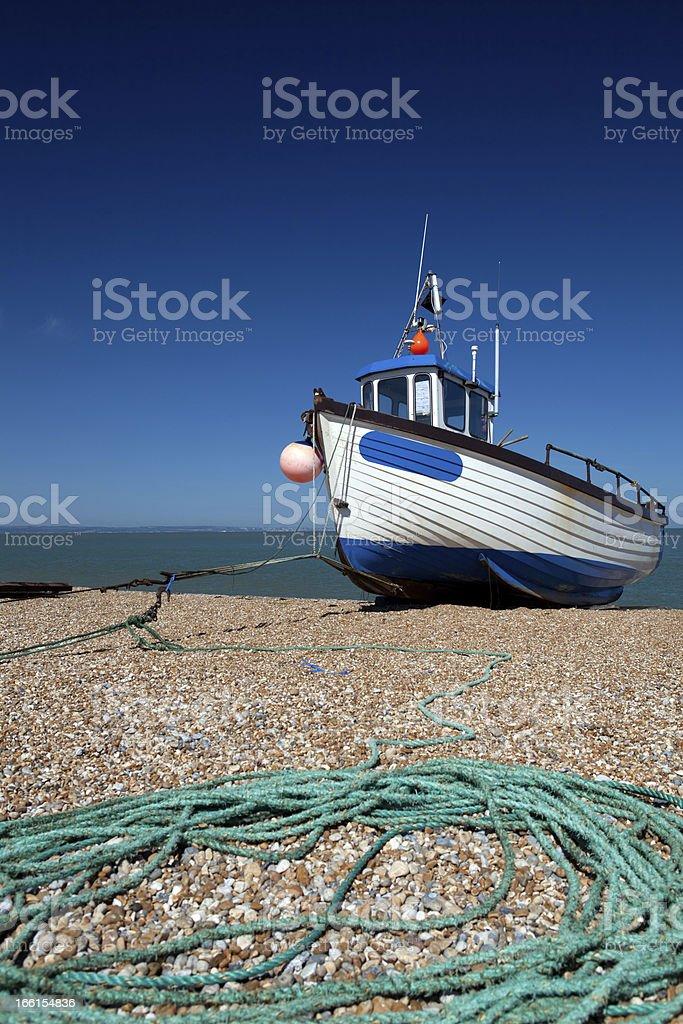 trawler fishing boat royalty-free stock photo