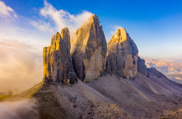 Drei Lavaredo-Höhen – Foto