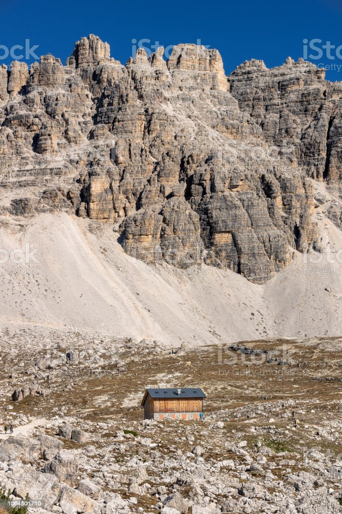 Tre Cime stok fotoğrafı