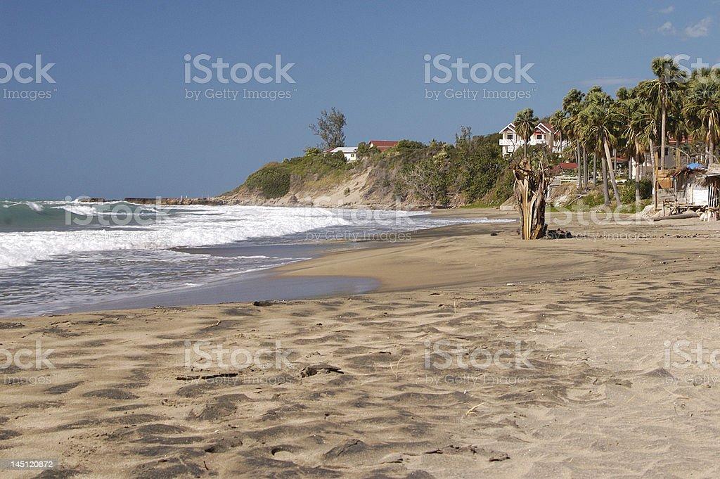 Treasure Beach, South Coast, Jamaica - Royalty-free Beauty Stock Photo