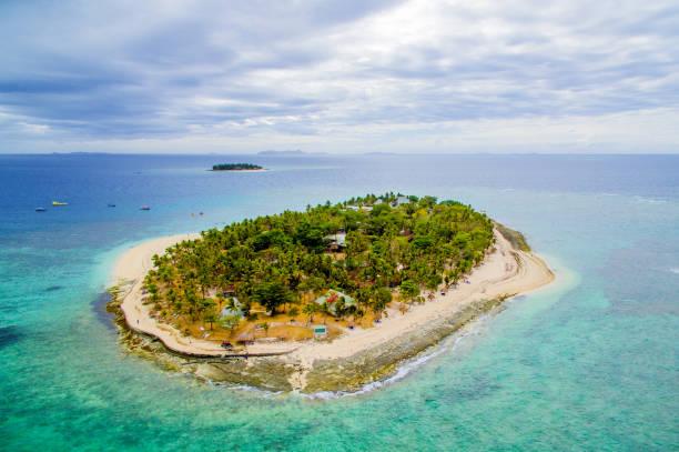Treasure Island, Fiji Treasure Island vacation resort in Fiji south pacific ocean stock pictures, royalty-free photos & images
