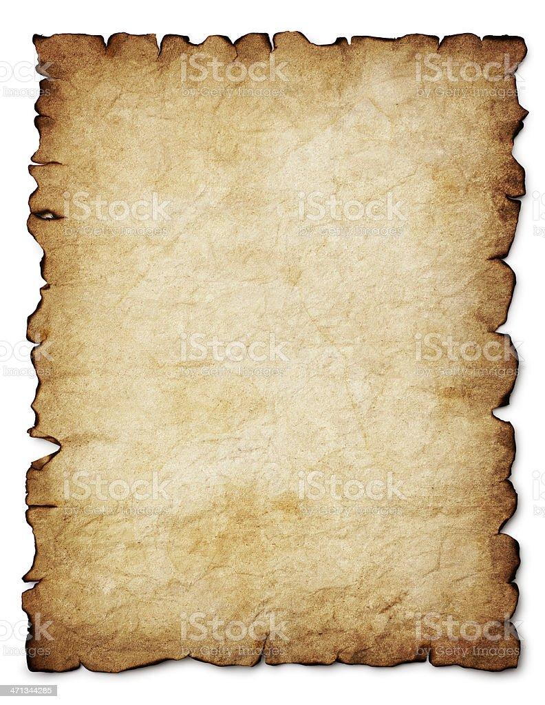 Treasure Map Background stock photo
