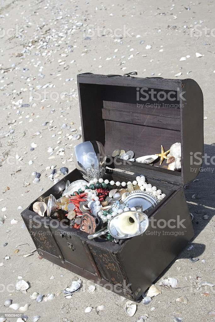 treasures royalty-free stock photo