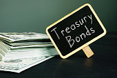 istock Treasury bonds is shown on the conceptual business photo 1280037176