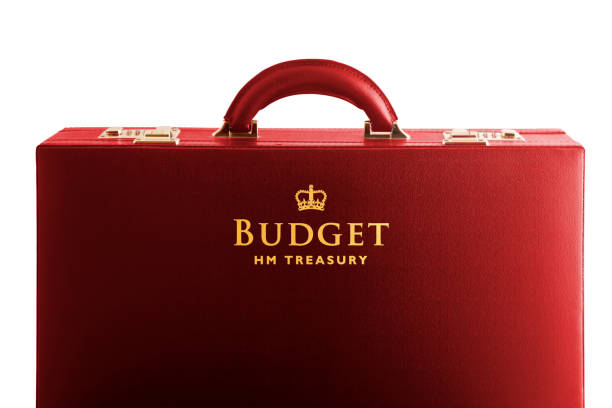 uk treasury budget - home finances stock pictures, royalty-free photos & images