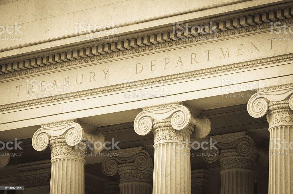 Treasury-Abteilung – Foto