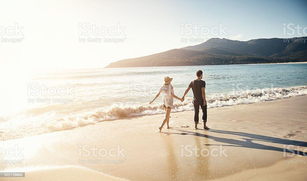 Gönnen Sie sich ein Strand-Urlaub – Foto
